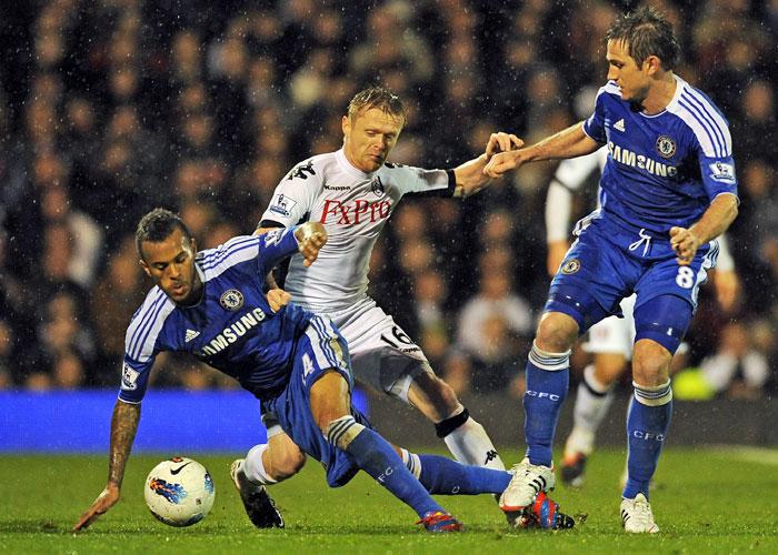 El Chelsea pincha ante el Fulham y no asusta al Barça