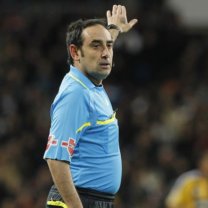 'Si hablas con árbitros verás lo que piensan de Mourinho'