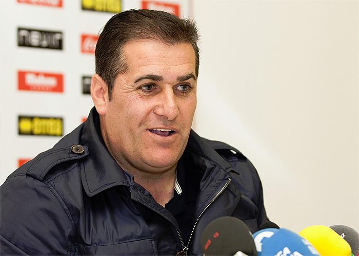 """Sandoval: """"Emery es de lo mejor que hay en España"""""""