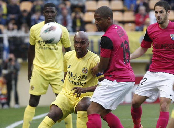 Un gol a falta de diez segundos da vida al Villarreal