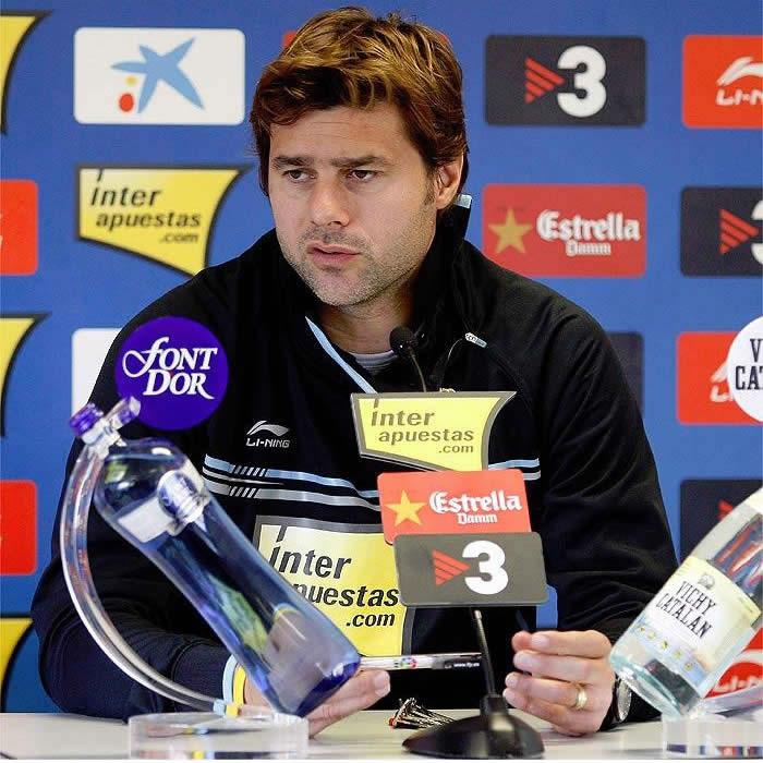 """Pochettino: """"Hay que ganar mañana para estar arriba"""""""