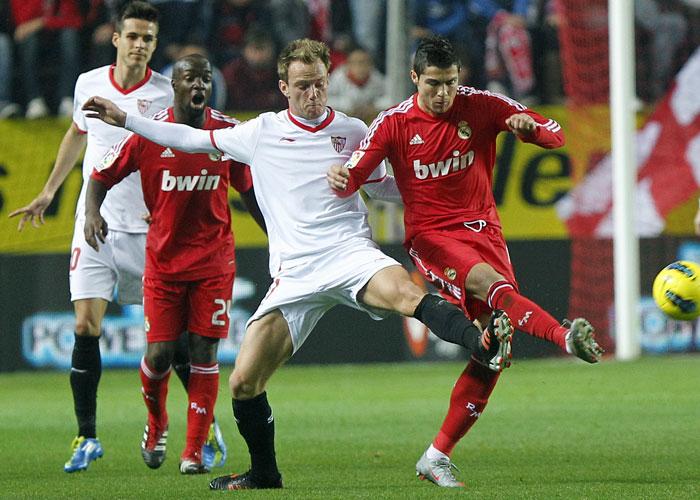 El Madrid-Sevilla se juega el domingo 29 a las 12:00 horas