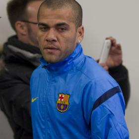 "Alves: ""El Chelsea no llegó a la final de 2009 por miedo"""