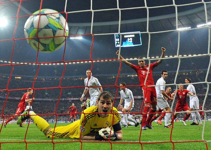 El Madrid se pone en peligro