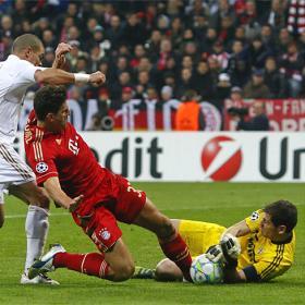 Más de 10,1 millones vieron el Bayern-Real Madrid