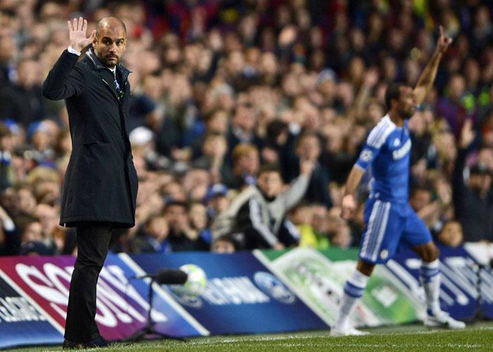 """Pep: """"El que gana tiene razón; el Chelsea es favorito"""""""