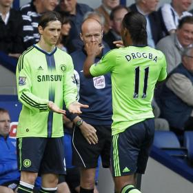 Duda Di Matteo: o el 'jugador' Torres o el 'goleador' Drogba