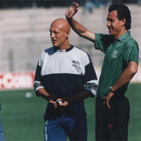 Jorge Valdano cumple 20 años como entrenador