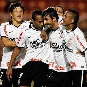 Corinthians apabulla y se confirma como primero
