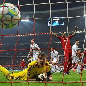 El Bayern-Madrid, el partido más visto en lo que va de año