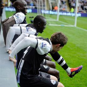 El Tottenham se aleja de la Liga de Campeones
