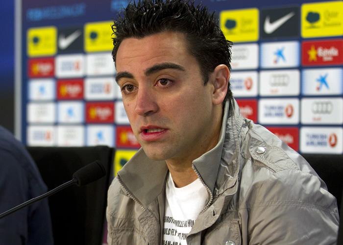 """Xavi: """"Nosotros sabemos perder, somos así"""""""