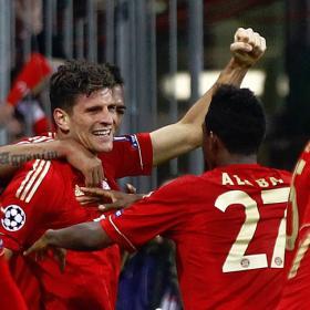 El Bayern pasó con el 2-1 de la ida las dos últimas veces