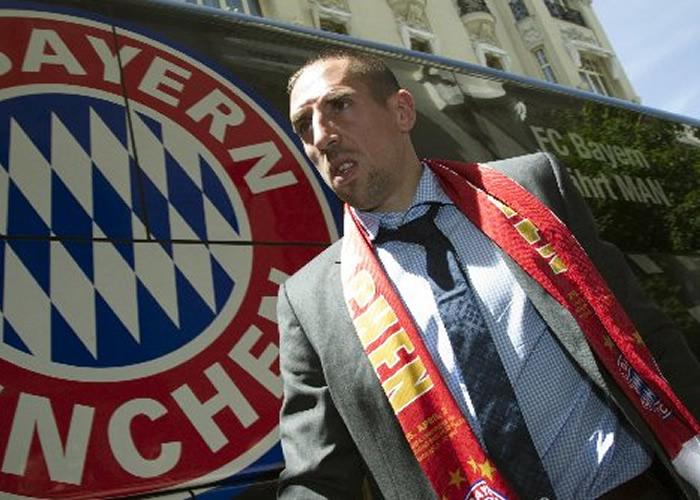 """Ribéry: """"Es el partido más importante de mi vida"""""""