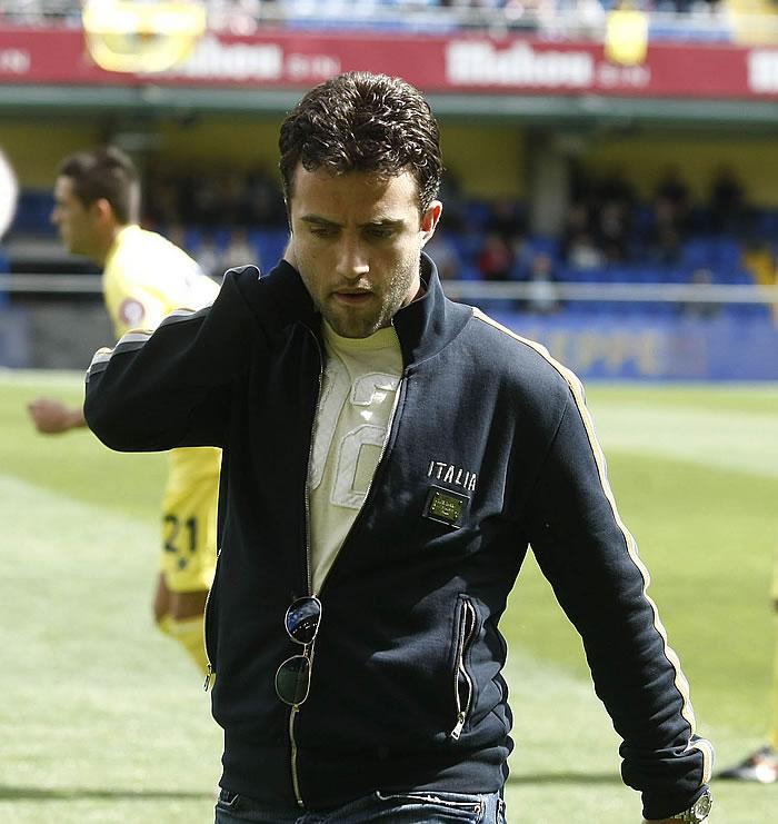 Giuseppe Rossi estará diez meses de baja y no seis