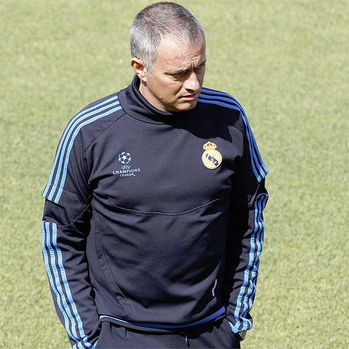 """Serratosa: """"Mourinho nos ha dicho que va a continuar"""""""