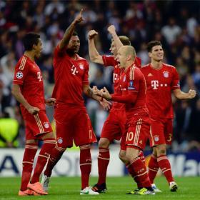 El Bayern mata al Bernabéu y alivia al barcelonismo