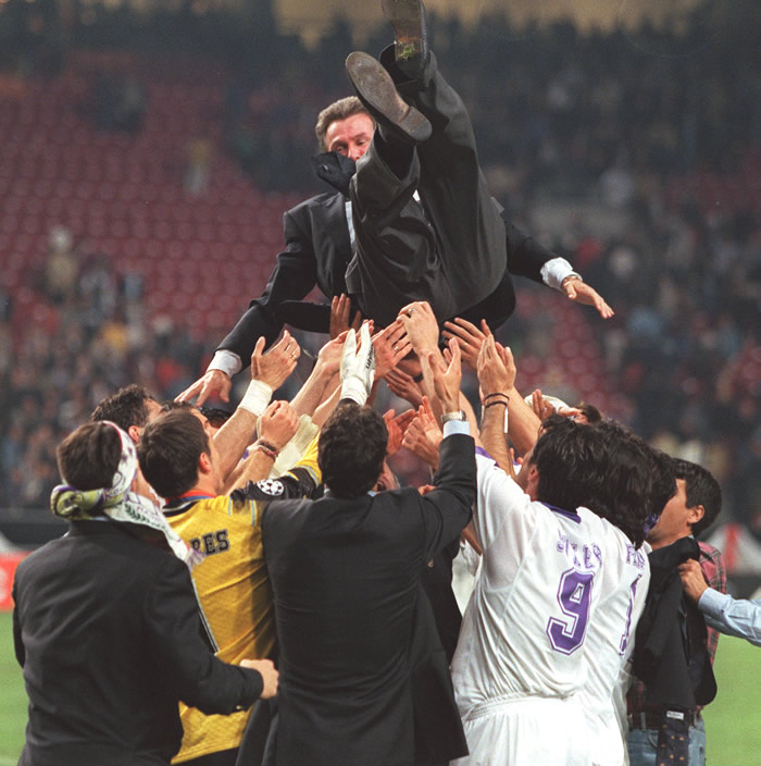 Fue el entrenador de la Séptima 32 años después