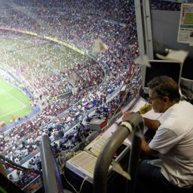 Las radios piden acceso a zona mixta y sala de prensa