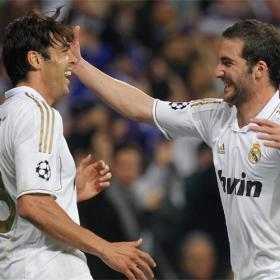 L'Equipe: El PSG se reunió con Kaká y 'Pipita' Higuaín