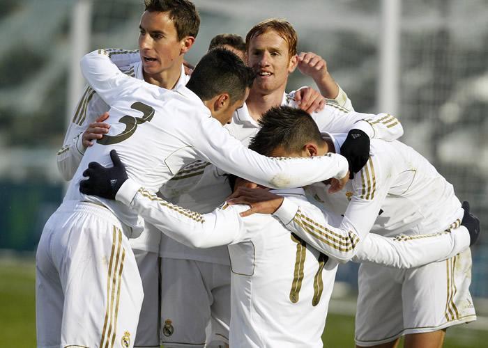 El Castilla gana con suspense ante el Marino