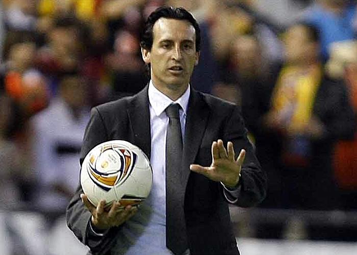 """Emery: """"El resultado es justo"""""""