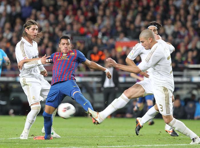 Pepe y Ramos son la pareja perfecta de Mou