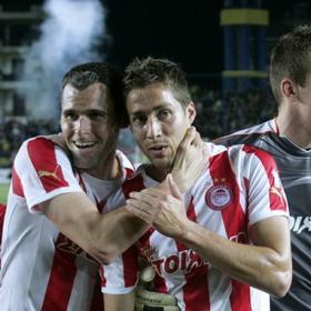 Un gol de Fuster en la prórroga le da la Copa al Olympiacos