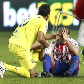 Estocada del Villarreal al Sporting