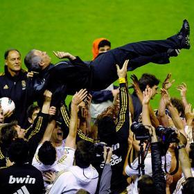 """Mourinho: """"Es la Liga más difícil que he ganado"""""""