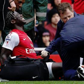 Una lesión de peroné aparta a Sagna de la Eurocopa