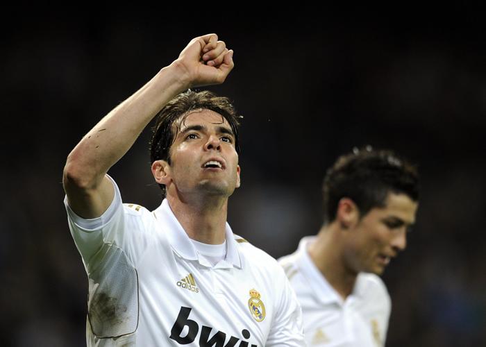 """Kaká: """"Tengo contrato con el Madrid y quiero seguir"""""""