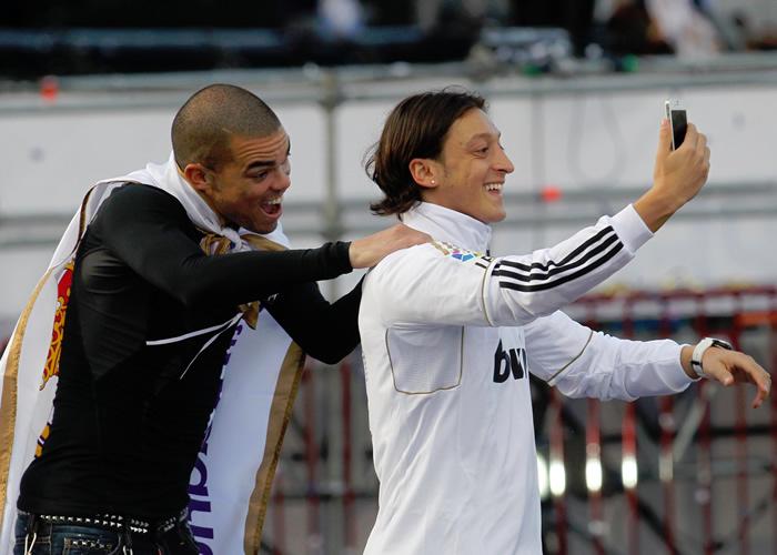 """Ozil: """"Nunca olvidaré esta liga y sus celebraciones"""""""