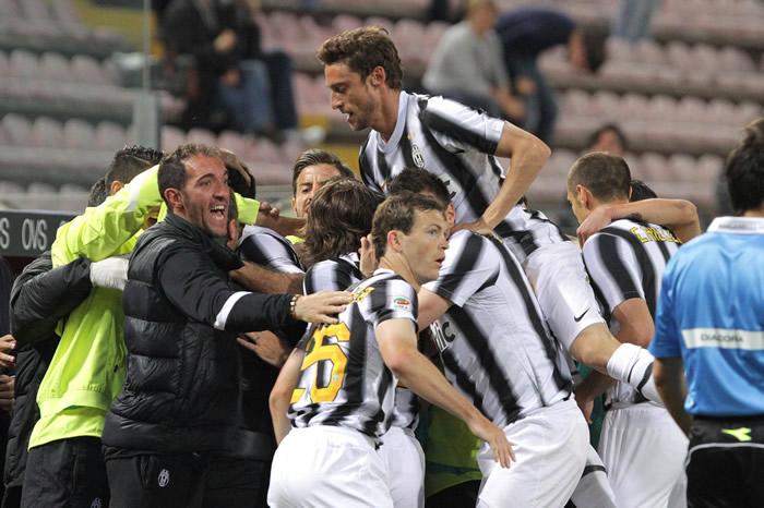 El Inter le da a la Juve su vigesimoctavo título