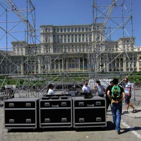 Bucarest ultima los preparativos para la final