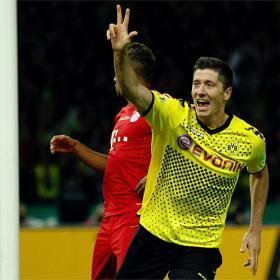 El Dortmund vuelve a reinar al vencer con autoridad