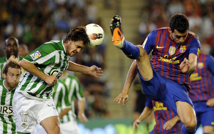 Alves arruina el ensayo