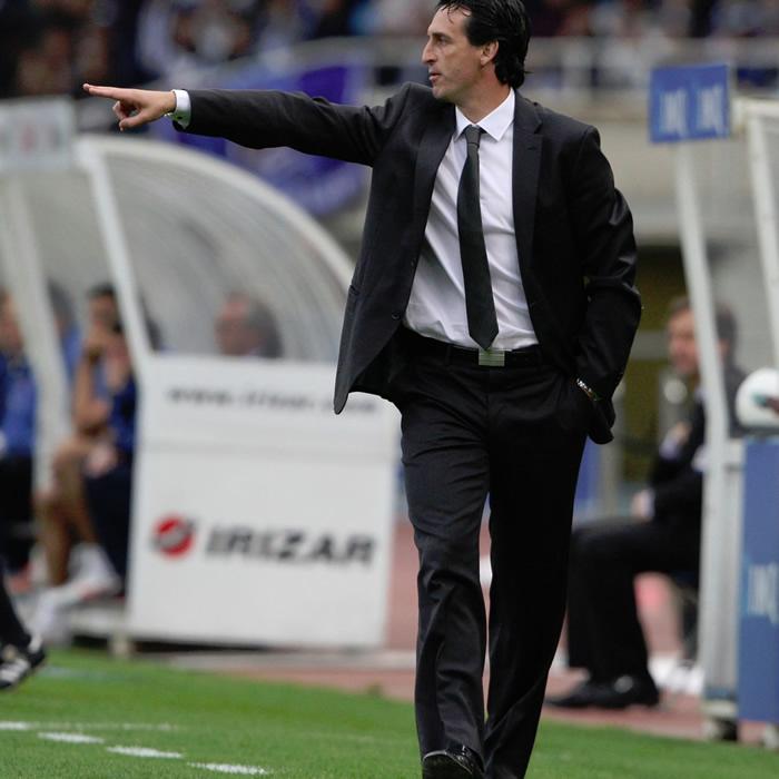 El Spartak de Moscú espera a Emery en Champions