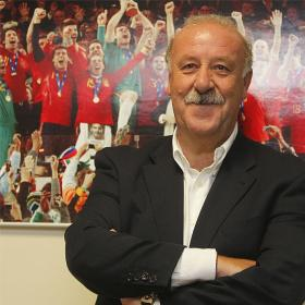 Del Bosque da maana la penltima lista pre-Eurocopa