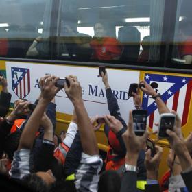 El Atlético de Madrid ya está en Colombia
