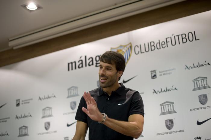 """""""Para mí ser cuarto con el Málaga es un título"""""""
