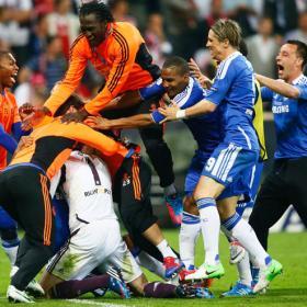 Maracanazo en el Allianz: el Chelsea es el rey de Europa