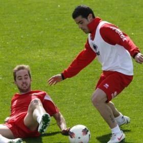 El Valencia piensa en Casado para suplir a Jordi Alba