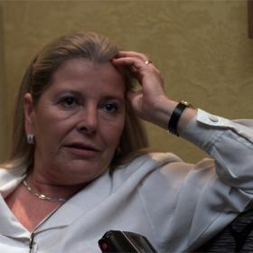 Fallece 'Pitina', la esposa del presidente Florentino Pérez