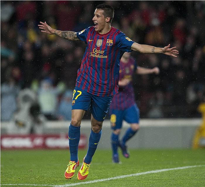 El Atlético pide al Barça la cesión de Tello