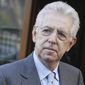 """Monti suspendería el Calcio durante """"dos o tres años"""""""