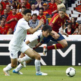 El campeón ya está aquí: España se exhibe en Berna