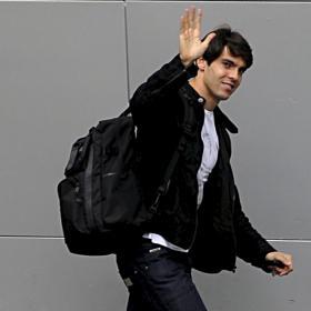 Kaká se reunió con un consejero del Sao Paulo