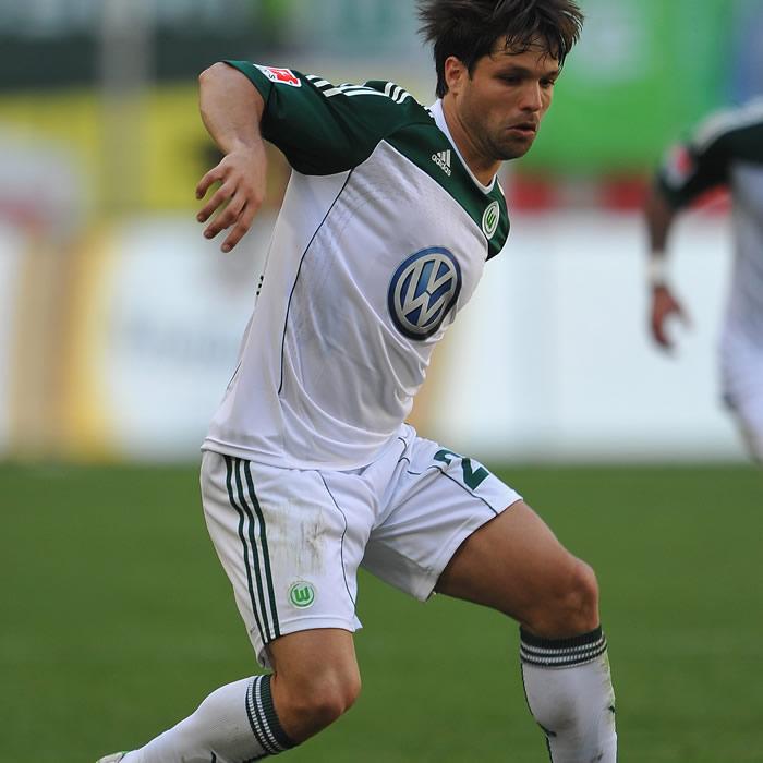 Diego: 'Creo que el próximo año estaré en el Wolfsburgo'