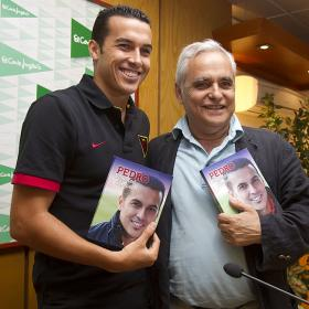 Pedro: &quot;Vilanova ejerca a menudo de primero&quot;